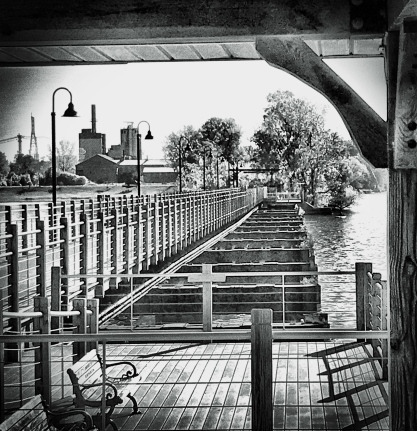 Neenah Walking Bridge